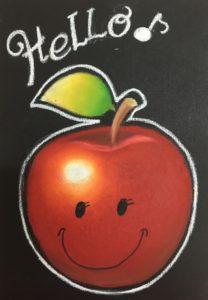 2015 9りんご